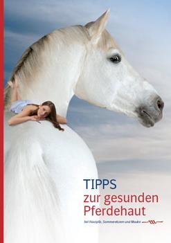 Broschüre zur gesunden Pferdehaut