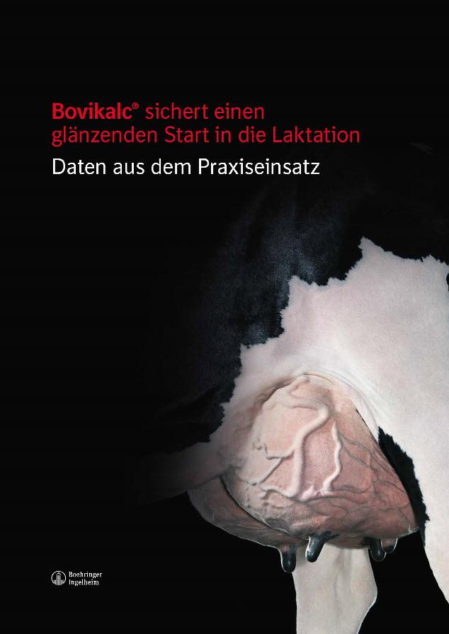 Bovikalc®: Daten aus dem Praxiseinsatz